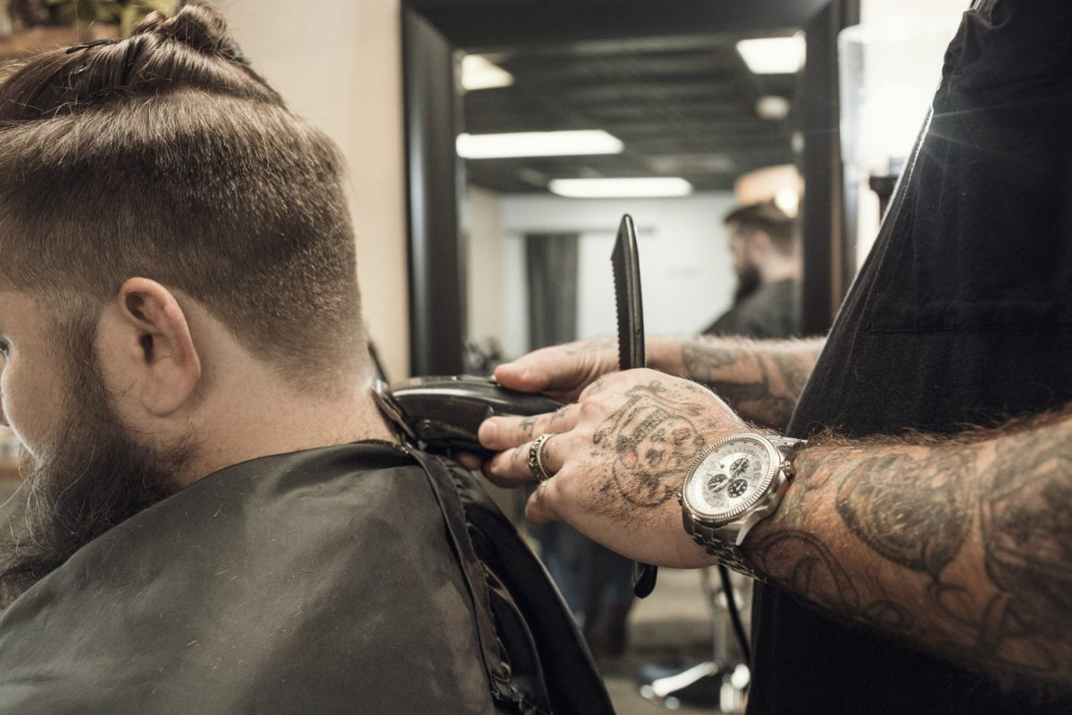 maquinilla para barba