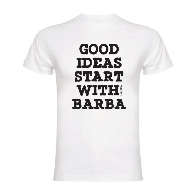 Camiseta Good Ideas LaBarbba