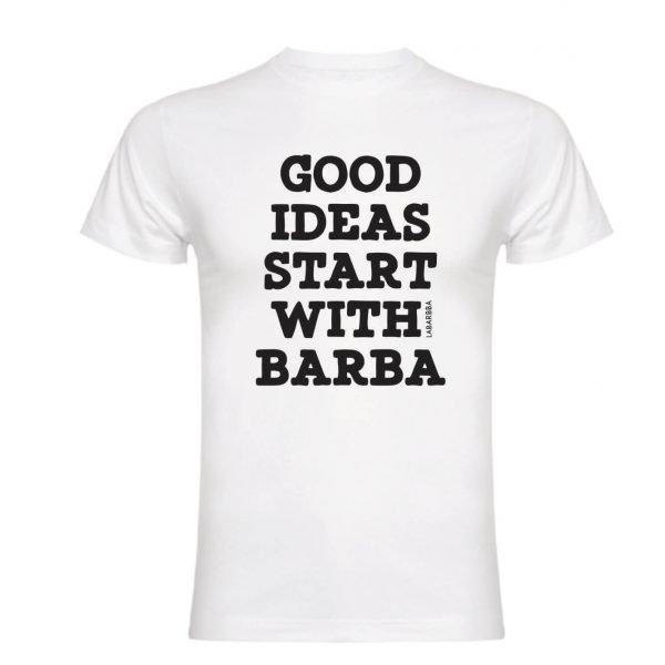 Camiseta Good Ideas LaBarbba