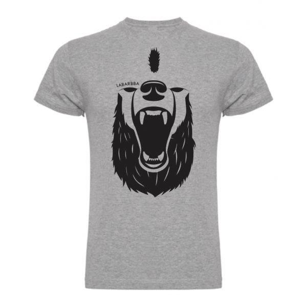 Camiseta Romu LaBarbba gris